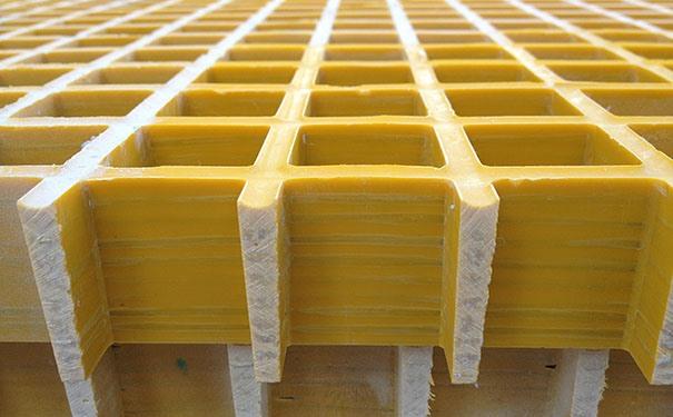 玻璃钢格栅板制作过程