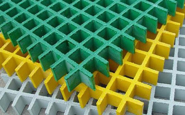 玻璃钢格栅板平台