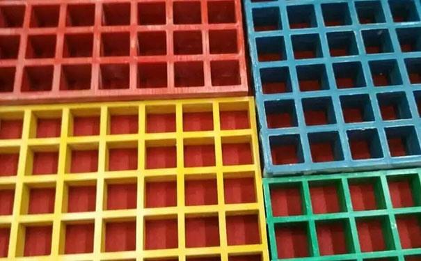 广东玻璃钢格栅板价格