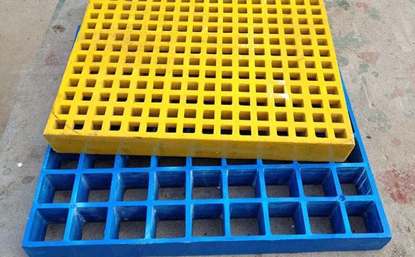 玻璃钢格栅板成型机