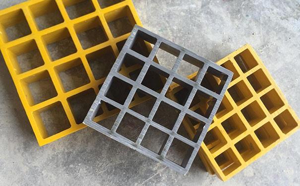 宁夏玻璃钢拉挤格栅