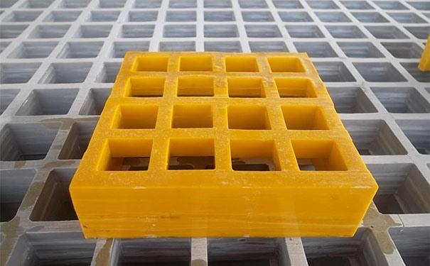 平台玻璃钢格栅厂家批发价格
