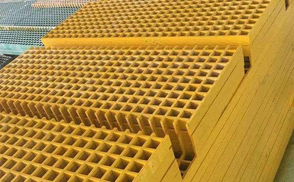 玻璃钢格栅板 材质
