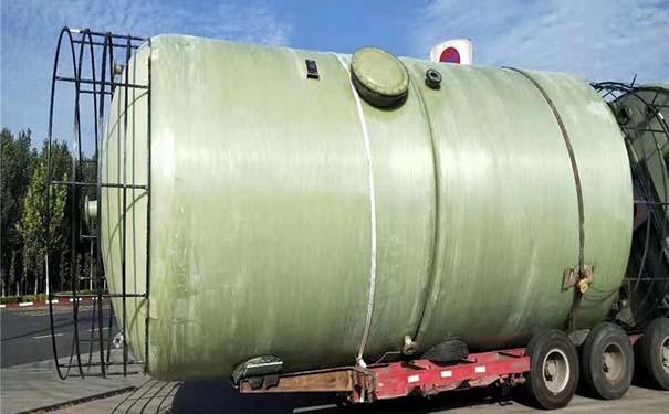 玻璃钢储罐技术指标