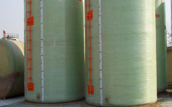 玻璃钢运输储罐加工