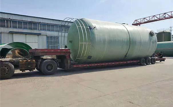 贺州玻璃钢储罐