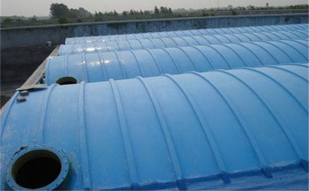 污水池处理加盖