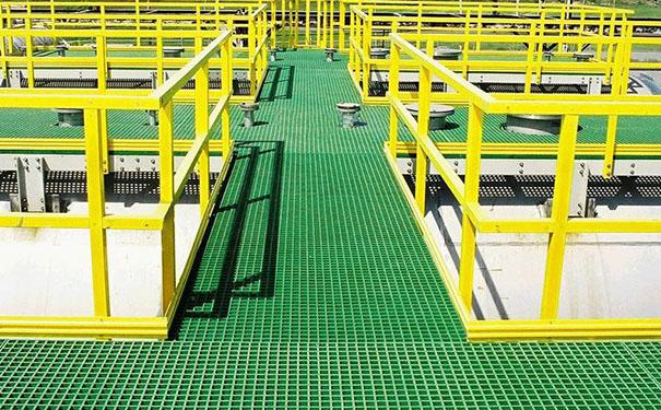 玻璃钢地沟盖板生产厂