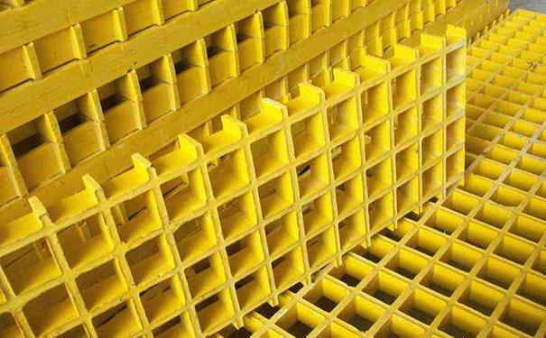冷却塔玻璃钢格栅规格