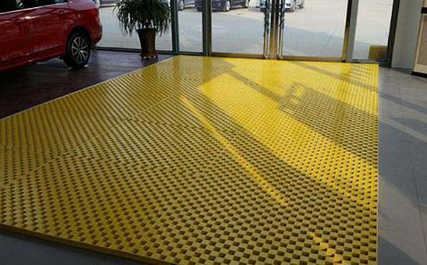 洗车用玻璃钢格栅盖板