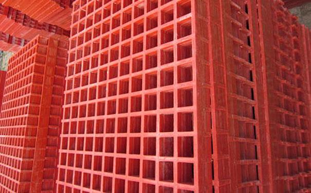 玻璃钢格栅板尺寸说明