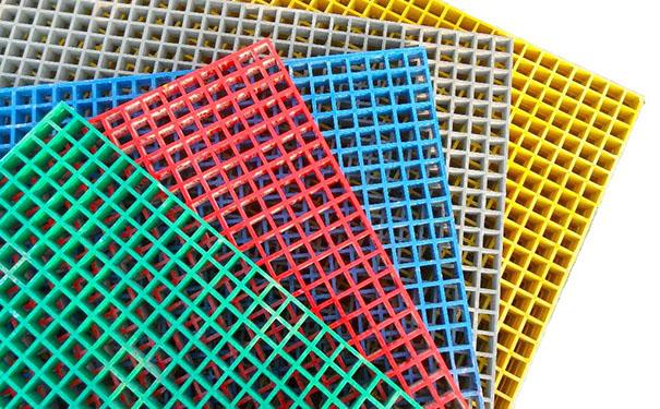 玻璃钢格栅施工工艺