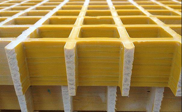 玄武岩玻璃钢格栅盖板