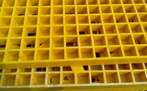 随州耐酸碱玻璃钢格栅
