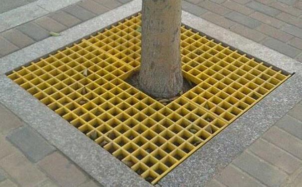 玻璃钢护树盖板
