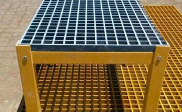 信阳玻璃钢格栅防滑板