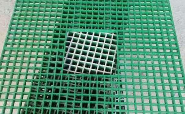 兰州玻璃钢地格栅
