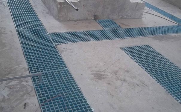 玻璃钢排水沟格栅