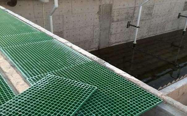 防腐蚀玻璃钢盖板