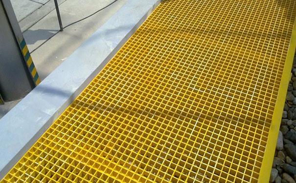 工厂排水平台格栅
