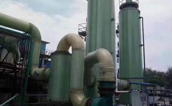 哈尔滨专业玻璃钢脱硫塔厂家直销