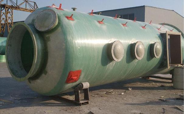 江苏湿法玻璃钢脱硫塔价格