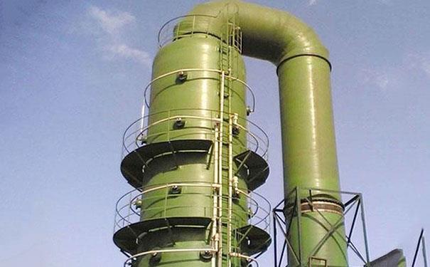 贵州玻璃钢脱硫塔厂家供应