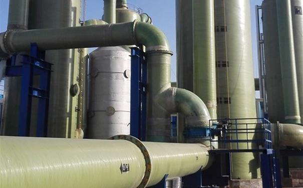 丽江玻璃钢脱硫塔质量保证