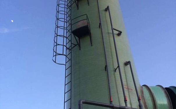 开封玻璃钢脱硫塔现货供应