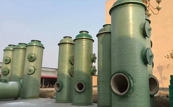 普洱玻璃钢脱硫塔厂家大量