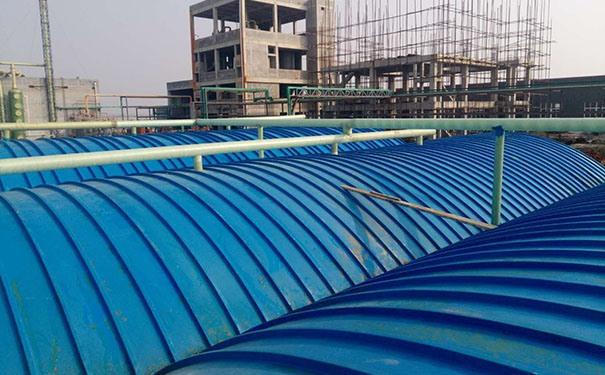 污水厂拱形盖板