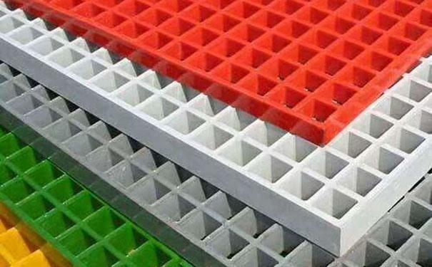 玻璃钢格栅板安装工艺