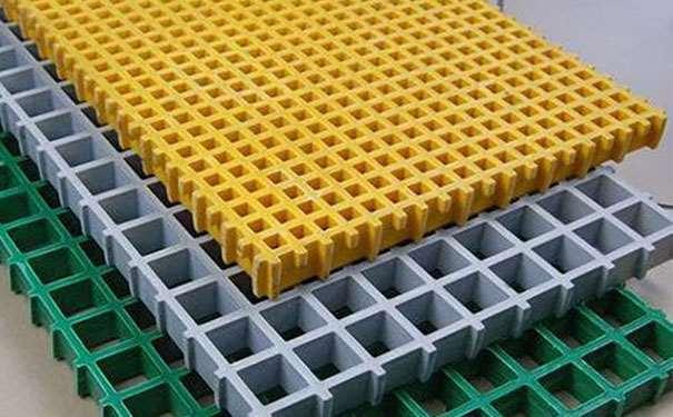 电厂专用玻璃钢格栅护栏