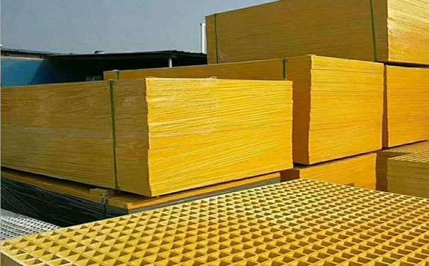 厂家批发玻璃钢格栅板