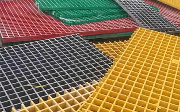 盐城玻璃钢格栅板